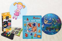 Spielzeug für Jungfrau-Kinder