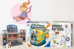Spielzeug für Schütze-Kinder