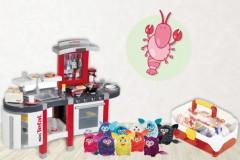 Spielzeug für Krebs-Kinder
