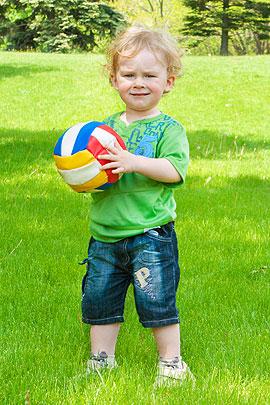 Sportgruppe für Kleinkinder