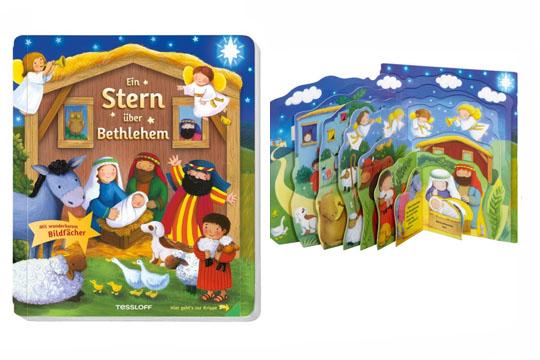 Buchtipp: Ein Stern über Bethlehem