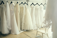 Verwendung für Brautkleider nach der Hochzeit