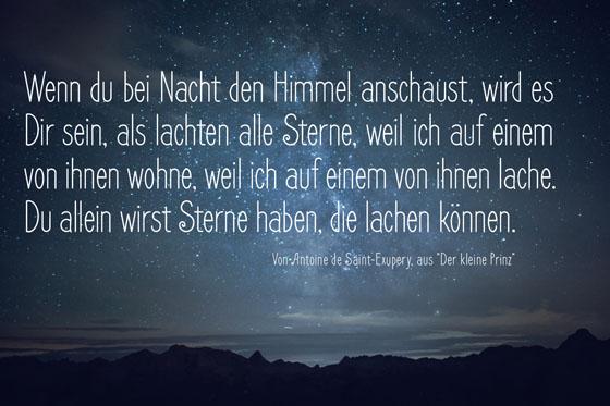 Ein Gedicht für Sternenkinder