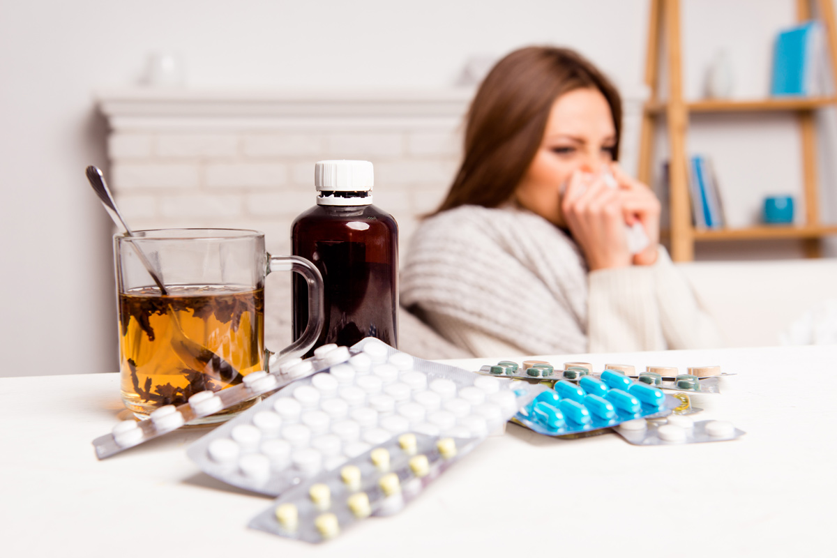 Erkältungsmedikamente in der Kritik