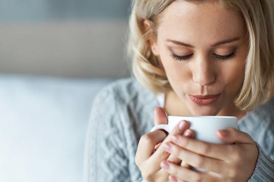 Tee in der Stillzeit trinken?