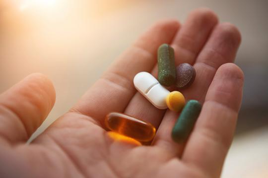 in der Stillzeit Vitaminpräparate zu mir nehmen?