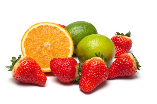 Zitrusfrüchte essen und stillen?