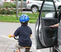 Straßenverkehr: Kinder unter 10 Jahren haften nicht im Straßenverkehr