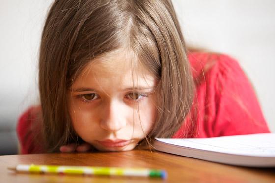 Stress bei Kindern- Was tun?