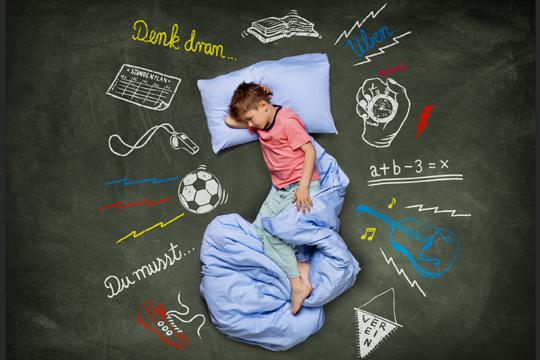 Auswirkungen von Stress auf Kinder