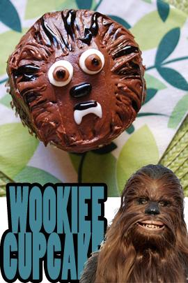 Star Wars Kuchen Wookiee Cupcakes Familie De
