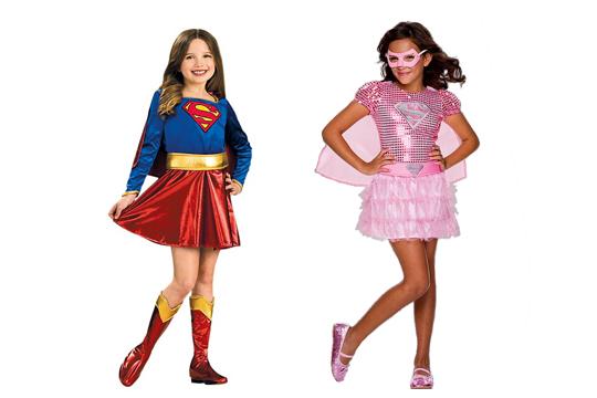 Supergirl Kostüm