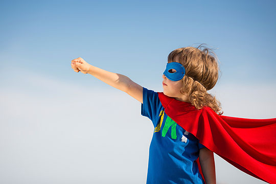 Promi-Kindername nach Superman: Kal-El