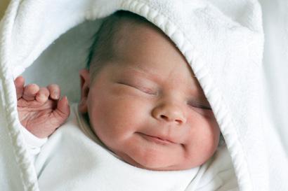Baby-Taufe