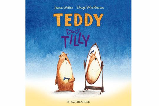Buchtipp: Teddy Tilly