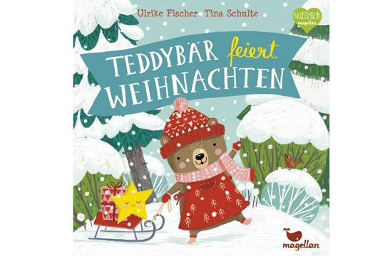 Buchtipp: Teddybär feiert Weihnachten