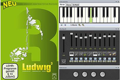 Im Test: die Musiksoftware Ludwig 3.0