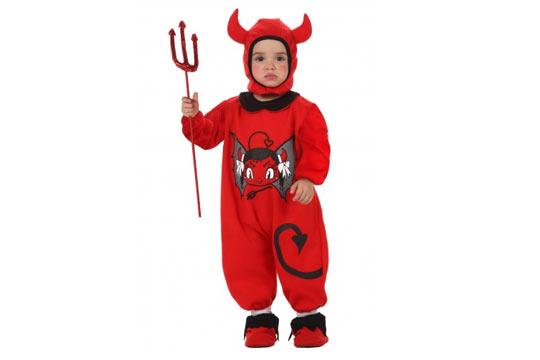 Teufel-Kostüm für Kleinkinder - Bilder - Familie.de