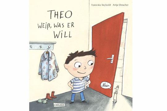 Buchtipp: Theo weiß, was er will