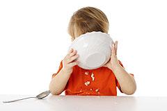 Tischmanieren fürs Kleinkind?