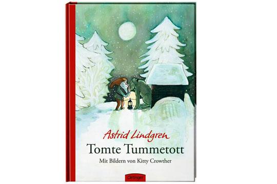 Kinderbücher: Tomte Tummetott