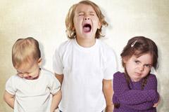 Trotzphase - Kinder im Trotzalter