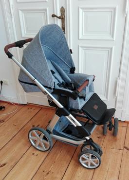 Turbo 6 mit Sitz statt babywanne