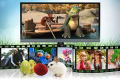 Fernsehprogramm für Kinder Ostern 2017