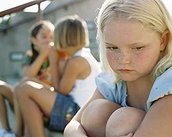Übergewicht bei Kindern führt oft zu Hänseleien