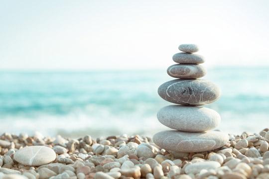 Übungen gegen Stress: Muskelentspannung