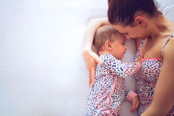 Umfrage Brust nach der Schwangerschaft