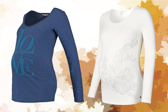 Basic-Shirts für den Herbst 2016