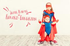 Ungewöhnliche Geburten und Rekord Babys