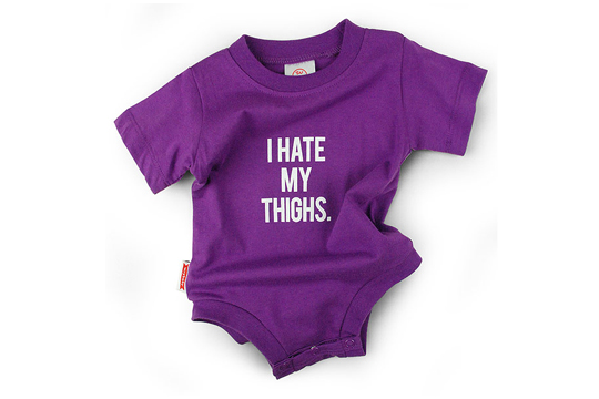 """Body """"I hate my thighs"""""""
