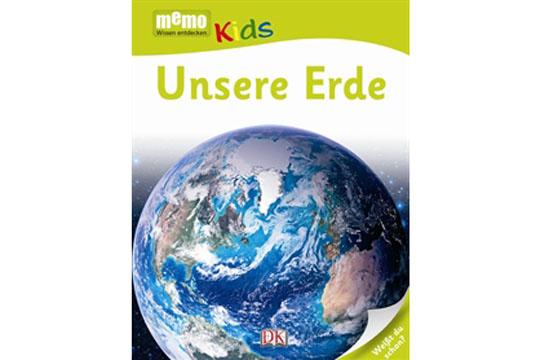 """Buchtipp: memo Kids """"Unsere Erde"""""""