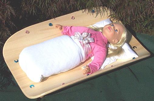 Verrückte Baby-Produkte: Baby-Klangschale