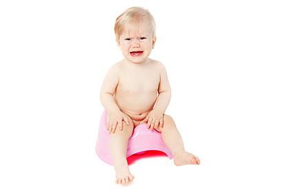 Verstopfung bei Baby und Kleinkind