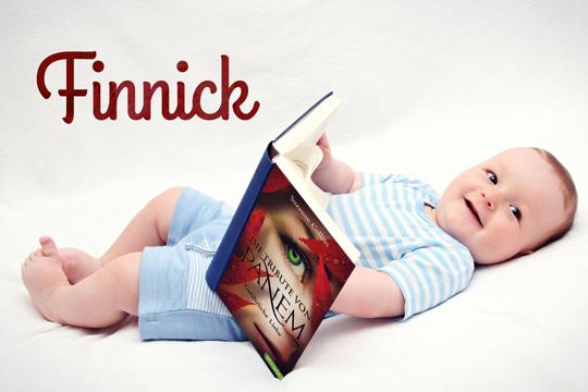 Vornamen aus Büchern: Finnick
