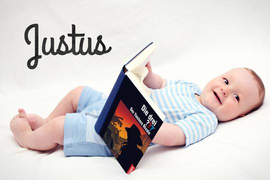 Vornamen aus Büchern: Justus