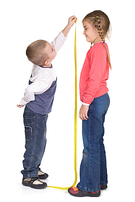 Wachstumsschmerzen: Haben das alle Kinder?