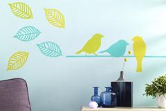 Vogel-Wandtattoo fürs Kinderzimmer