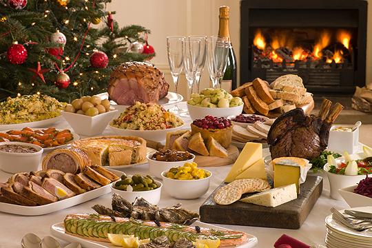 Erstes Weihnachten: keine Experimente in der Küche