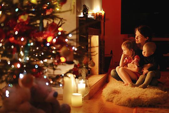 Erstes Weihnachten: locker bleiben