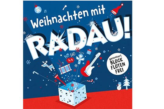 CD-Tipp: Weihnachten mit Radau