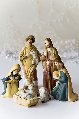 Weihnachtsgedichte: Die heilige Nacht
