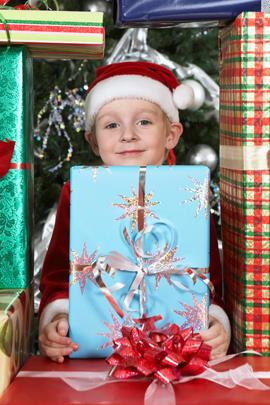 Weihnachtsgedichte: Der kleine Nimmersatt