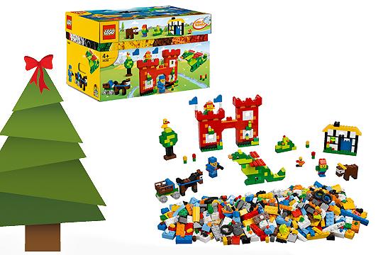 Weihnachtsgeschenke für Kinder: Weihnachtsgeschenke Klassiker LEGO