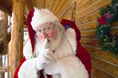Kinderfragen zu Weihnachten: Weihnachtsmann
