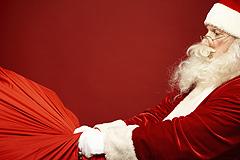 Gibt es den Weihnachtsmann?