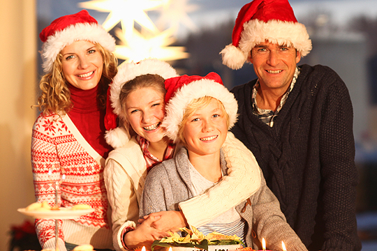 Weihnachtsumfrage